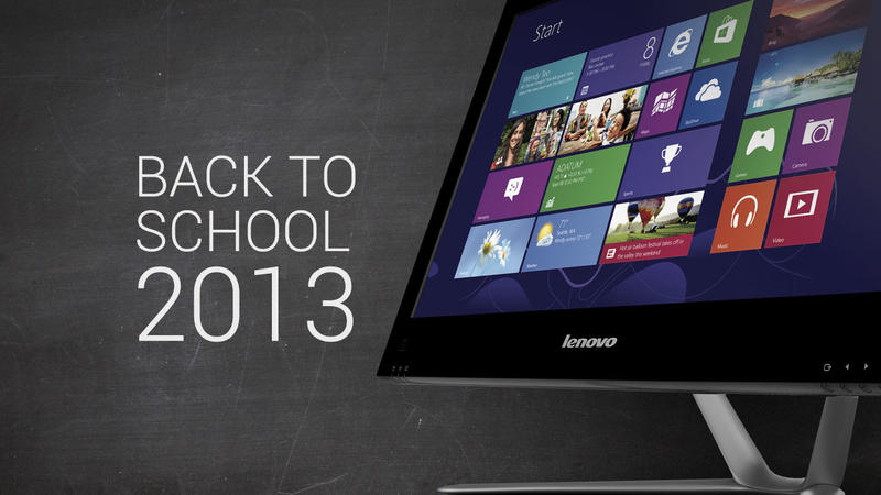 Back to School 2013 - All in One PC