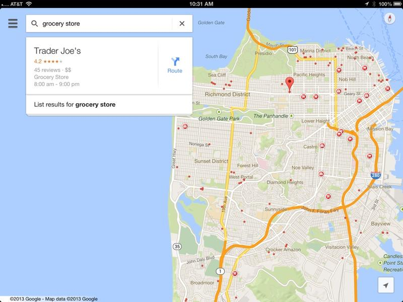 App of the Week: Google Maps is Even Better | TechnoBuffalo