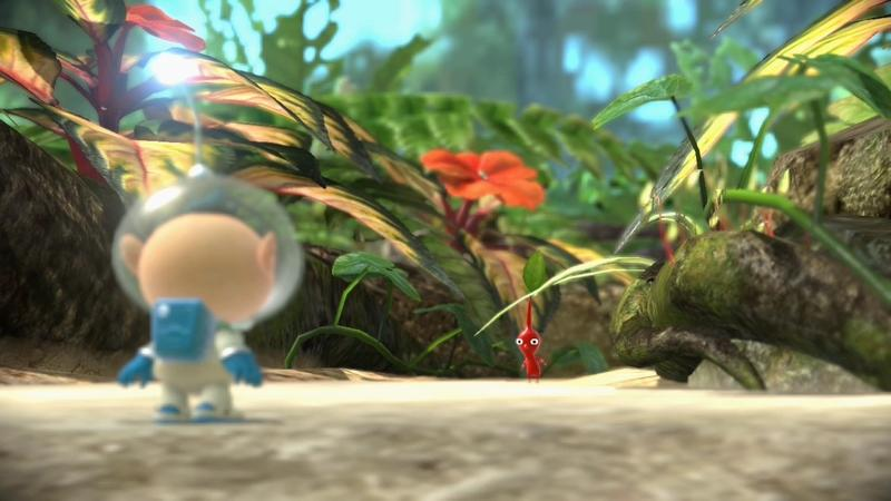 Pikmin 3 Review A Great Reason To Buy A Wii U Technobuffalo