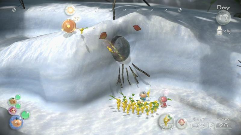 Pikmin 2 Is Now Available For Wii U Owners Technobuffalo
