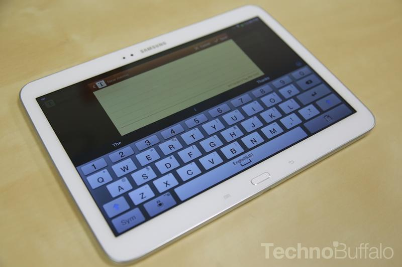 Samsung Galaxy Tab 3 10.1-Keyboard