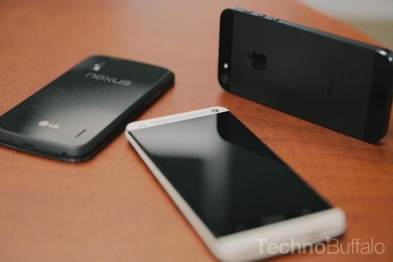 T-Mobile-Top 5-HTC One-iPhone 5- Nexus 4-2