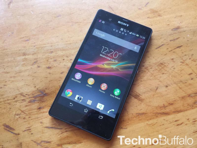Sony Xperia Z Now Available from T-Mobile | TechnoBuffalo