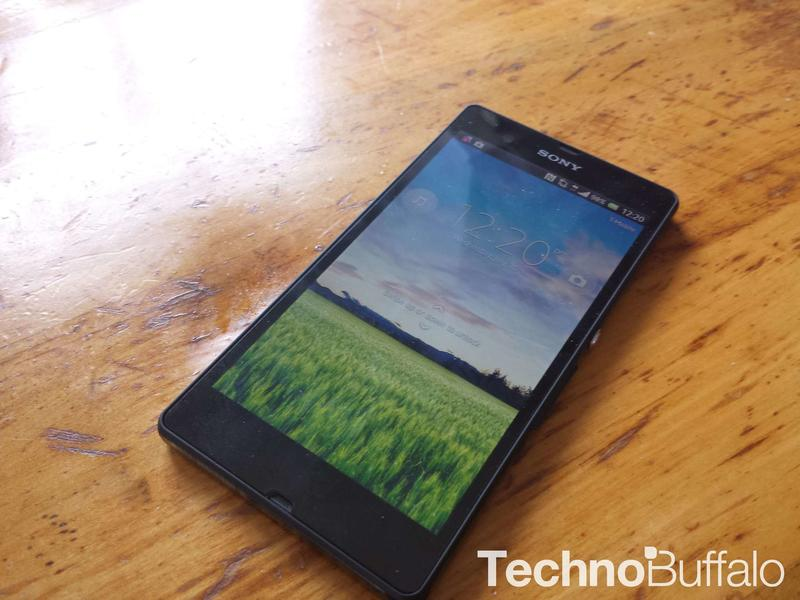 Sony Xperia Z Now Available from T-Mobile   TechnoBuffalo
