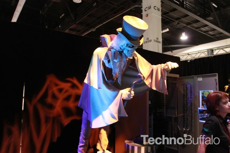 The Hatbox Ghost from Haunted Mansion was originally removed just days after the attraction opened over four decades ago. He may be making a return.