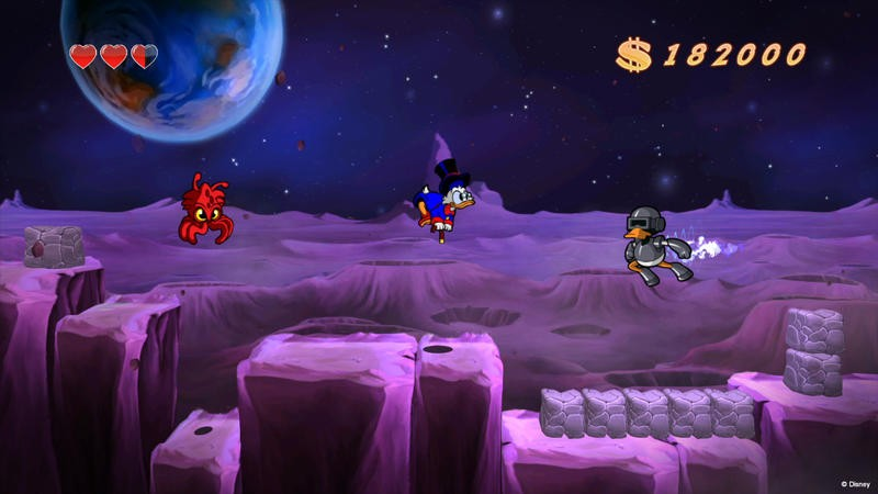 DuckTales Remastered The Moon (6)