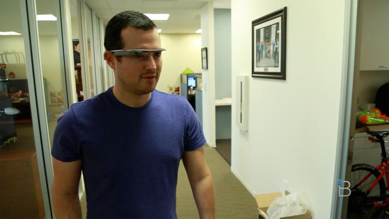Google Glass Office Tour with Jon