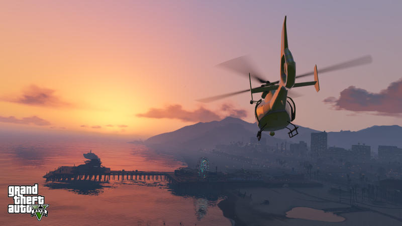 Grand Theft Auto V Leisure - 1