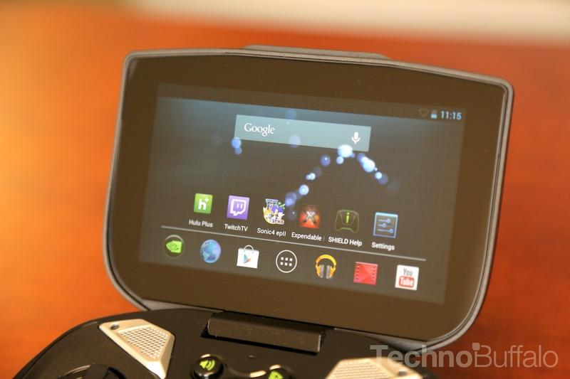 NVIDIA SHIELD Gets Gamepad Mapper, Console Mode and Android