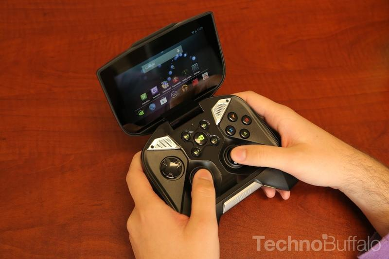 NVIDIA SHIELD Gets Gamepad Mapper, Console Mode and Android 4 3