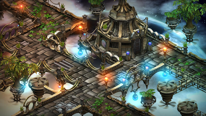 Turn-Based RPG Rainbow Skies Announced for PlayStation 3 and