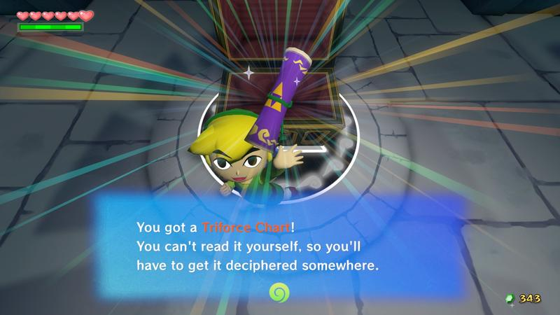 The Legend of Zelda - The Wind Waker HD Screenshots - 3