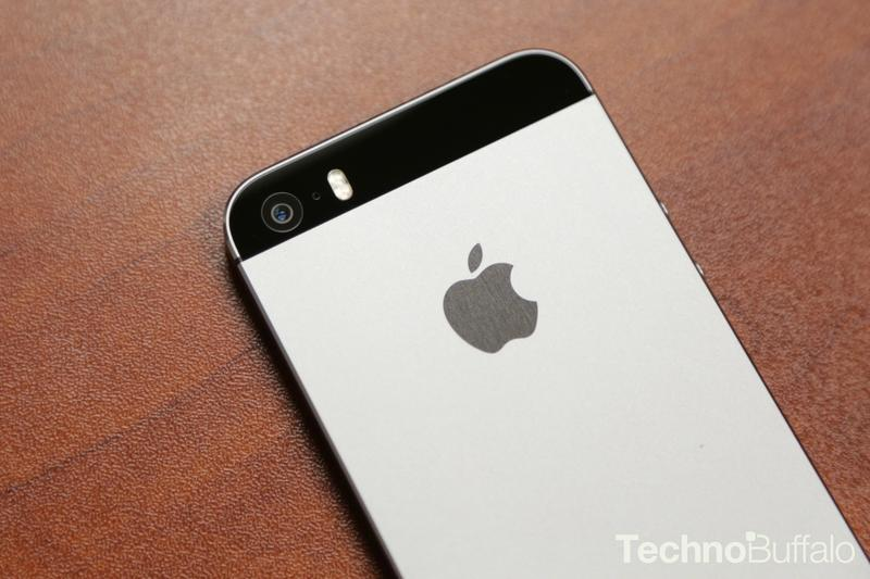 Apple iPhone 5s Space Grey-Camera-Back