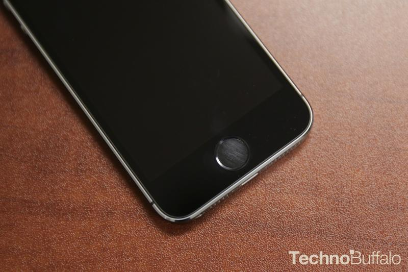 Apple iPhone 5s-Touch ID-Fingerprint