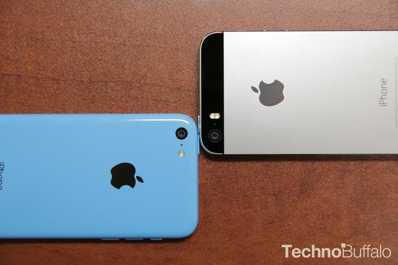 Apple iPhone 5s-VS-5c-Camera
