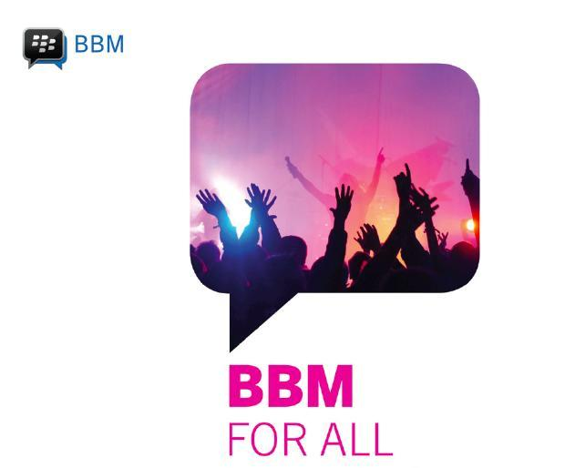 bbm for all ios android