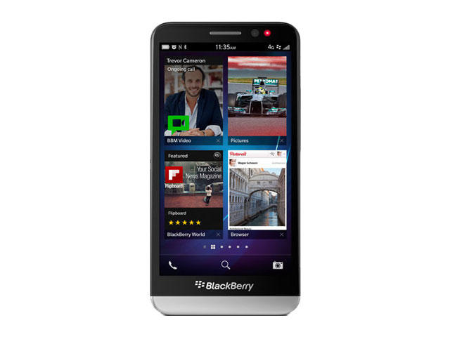 BlackBerry Z30 product