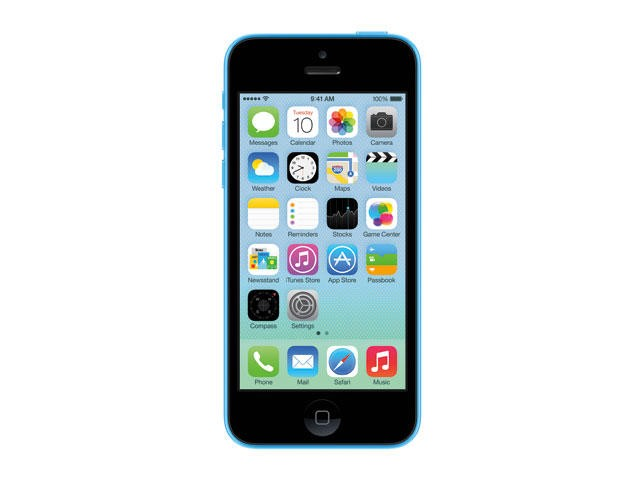 iPhone 5C product
