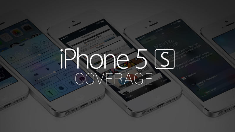 iPhone 5S Coverage