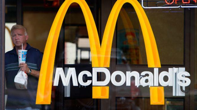 New McDonald's Mobile Beacons Drive McChicken, McNugget Sales