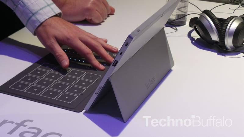 Microsoft Surface 2 Hands On - 29