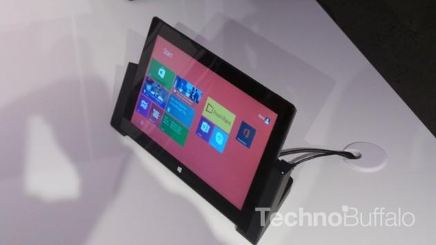 Microsoft Surface Pro 2 Hands On - 008