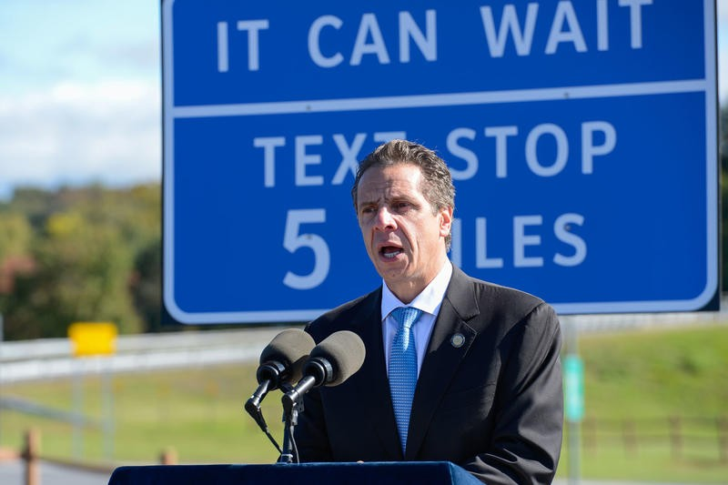 New York State Texting Roadsigns