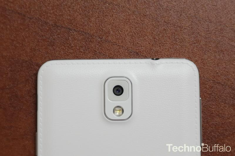 Samsung Galaxy Note 3-Camera