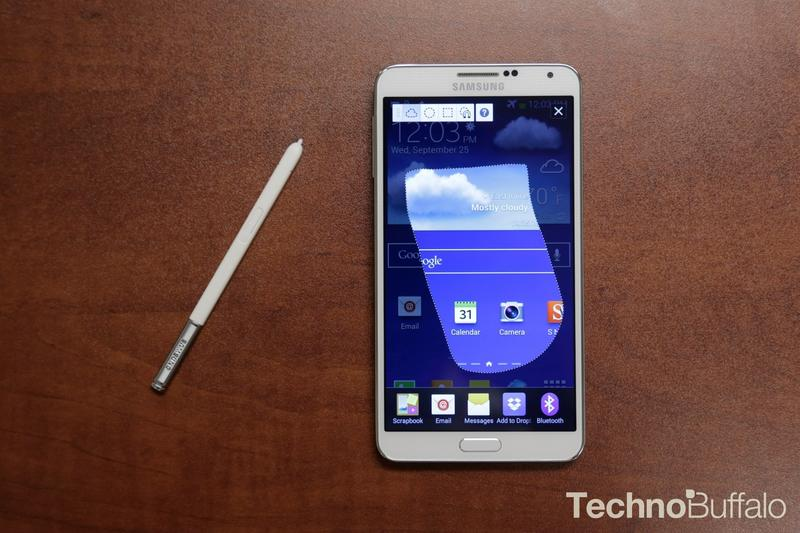 Samsung Galaxy Note 3-S Pen-3
