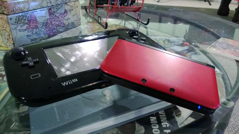 Wii U and Nintendo 3DS