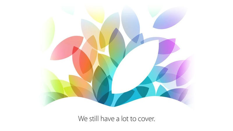 Apple Invite - We Still Have A lot to Cover