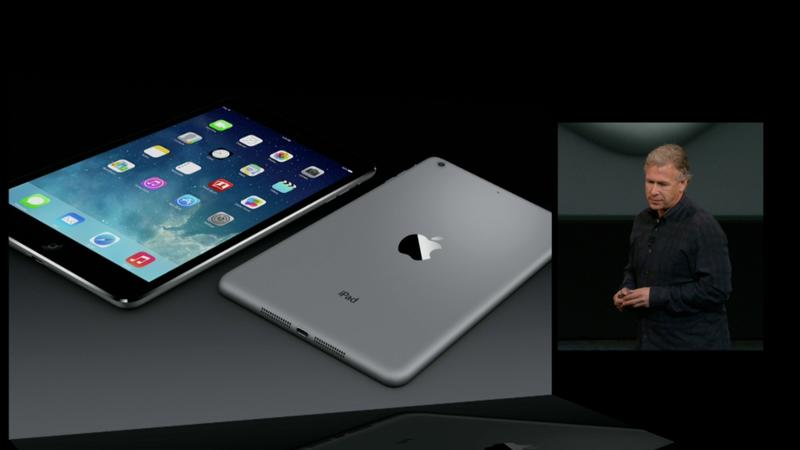Apple - iPad 5 Event - iPad mini with Retina Display - 014