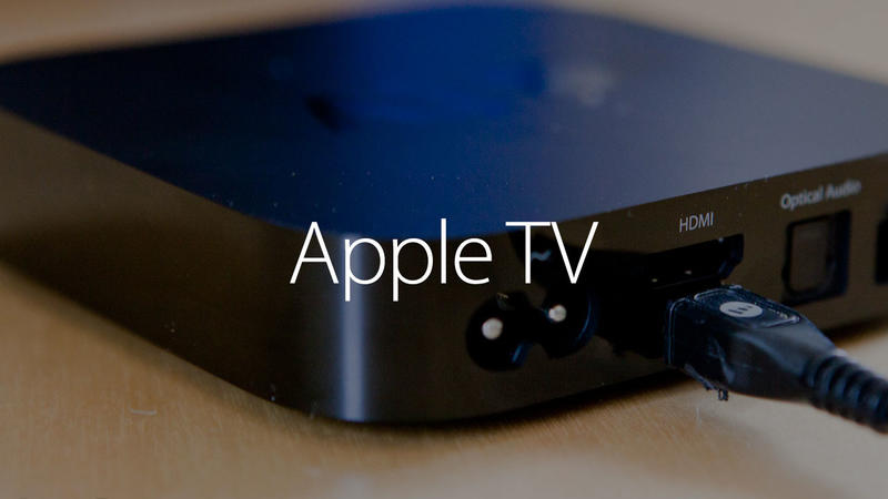 Apple TV - Generic - 007