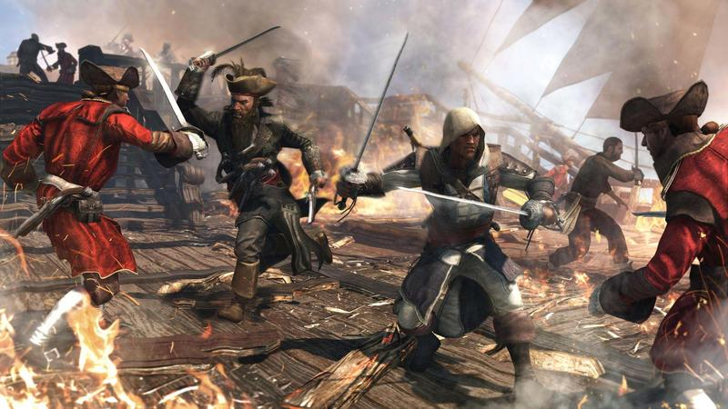Assassins Creed IV - Black Flag - Review - Featured Image