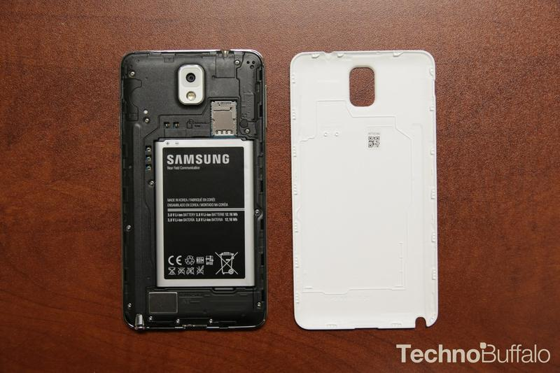 AT&T Samsung Galaxy Note 3-Battery