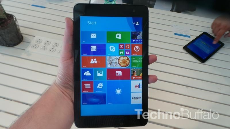 Dell Venue 8 Pro Hands On - 011