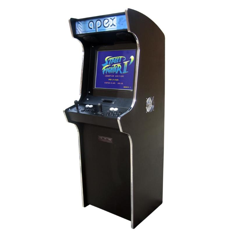 GG2013 - Arcade Cabinet - Product - Hero