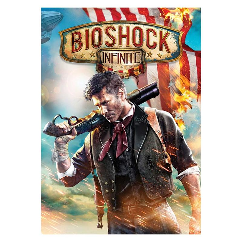 GG2013 - Bioshock Infinite - Product - Hero