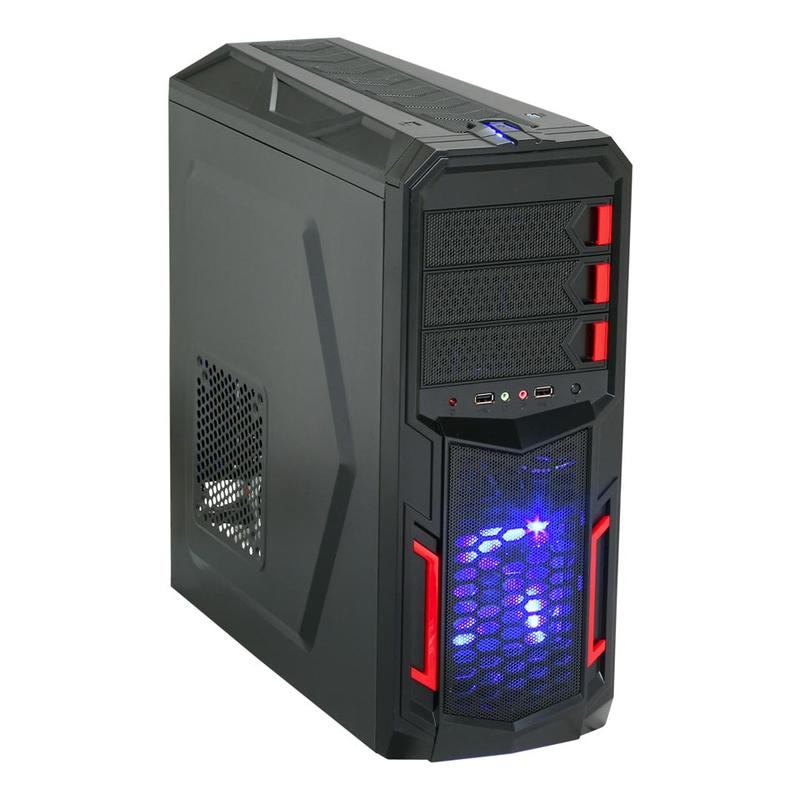 GG2013 - Custom Gaming PC - Product - Hero