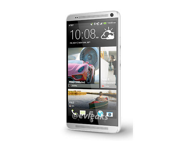 HTC One Max AT&T Leak