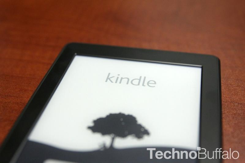 Kindle Paperwhite Kindle Startup
