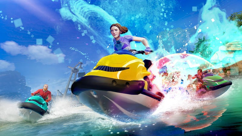 Kinect Sports Rivals - 2