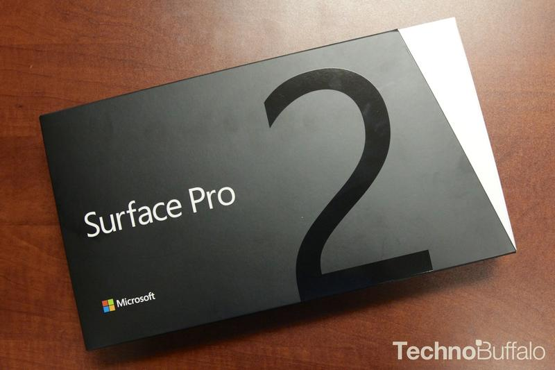 Microsoft Surface Pro 2-Box