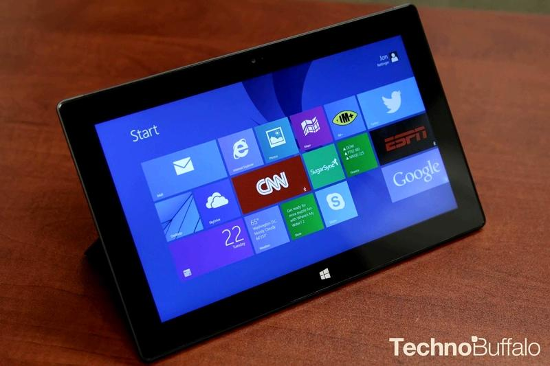 Microsoft Surface Pro Review - Hero - 003