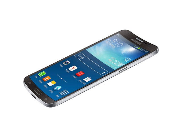 Samsung Galaxy Round - product