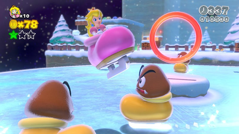 Super Mario 3D World Review - Glorious Return of the Playable Princess Peach