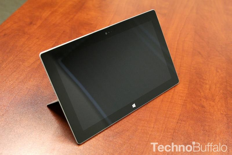 Surface 2 Standing Front