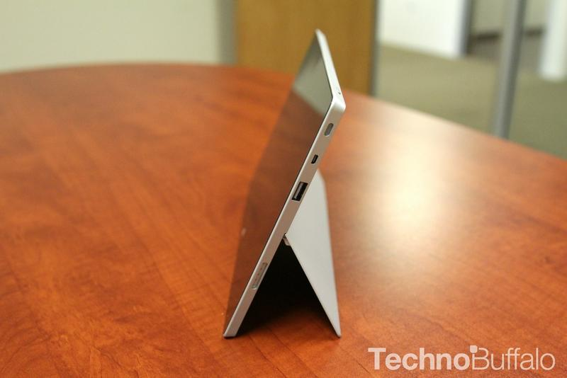 Surface 2 Standing