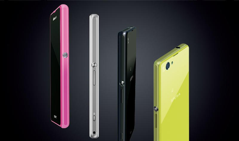 Sony and NTT DoCoMo Unveil 4 3-Inch Xperia Z1F with 20MP Camera