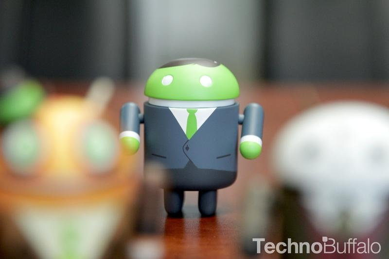 Android Figure - Andrew Bell